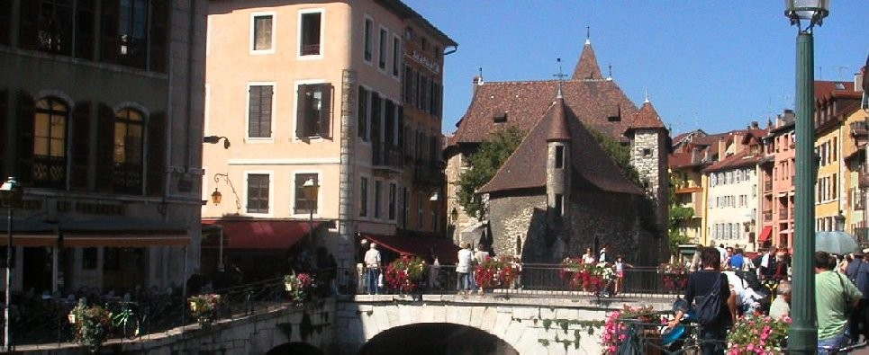 Annecy, the Venise of Alps