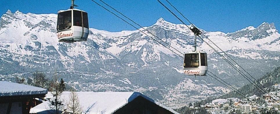 Saint gervais mont blanc location chalet appartement - Office de tourisme de saint gervais les bains ...